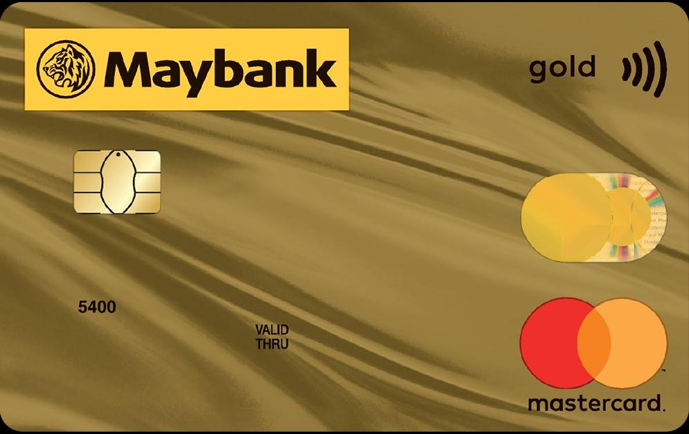 Maybank Malaysia - Credit Cards